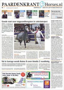 Paardenkrant – Horses.nl