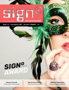 Sign+ Magazine