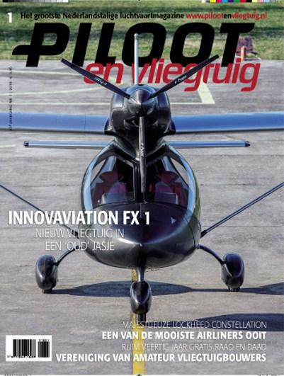 Piloot en Vliegtuig Editie 1-2018