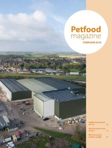 Gratis inkijkexemplaar Petfood Magazine