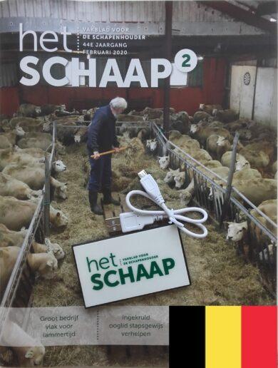Introductiekorting Het Schaap (BE-verzending)